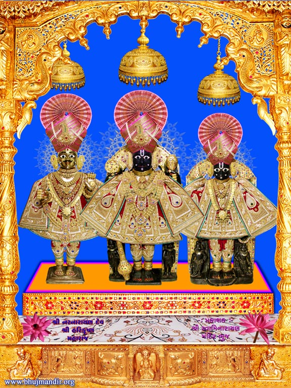 Shree Narnarayan Dev